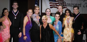 Ballroom Dance Competition in Chicago