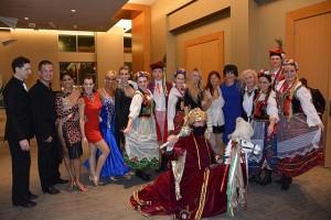 Ballroom and Polish Dancing