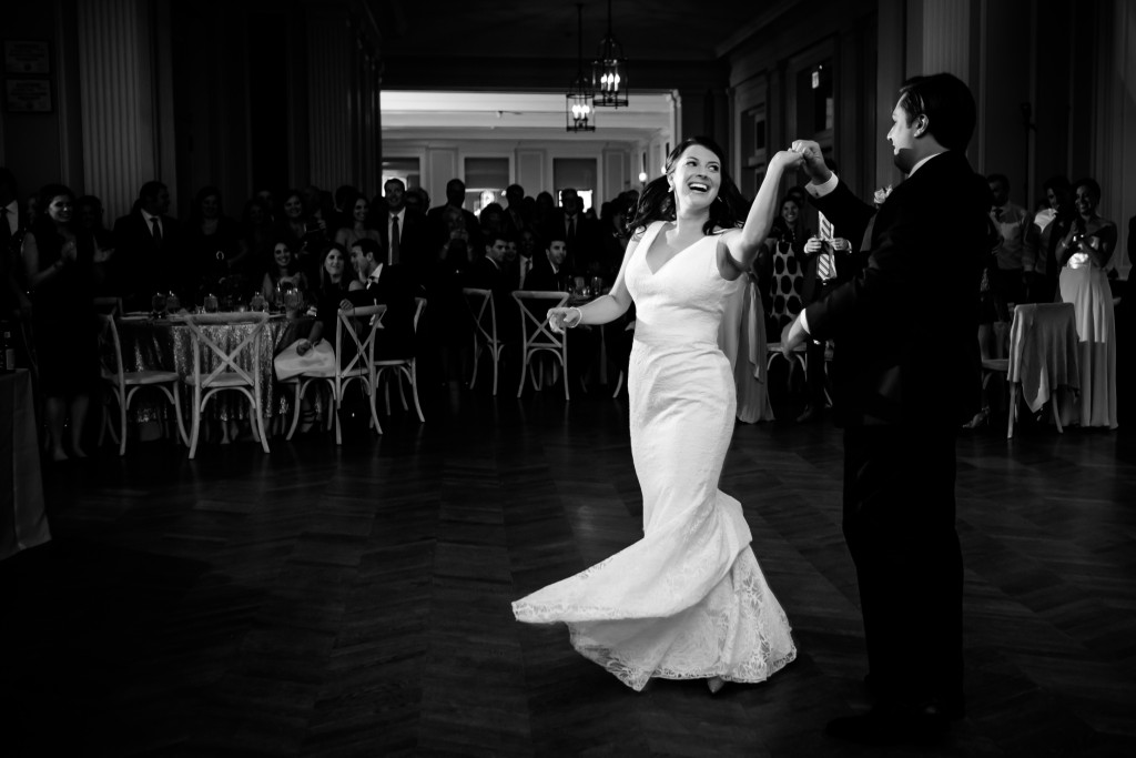 Image Natalie & Michael First Dance WIndy City Wedding Dance