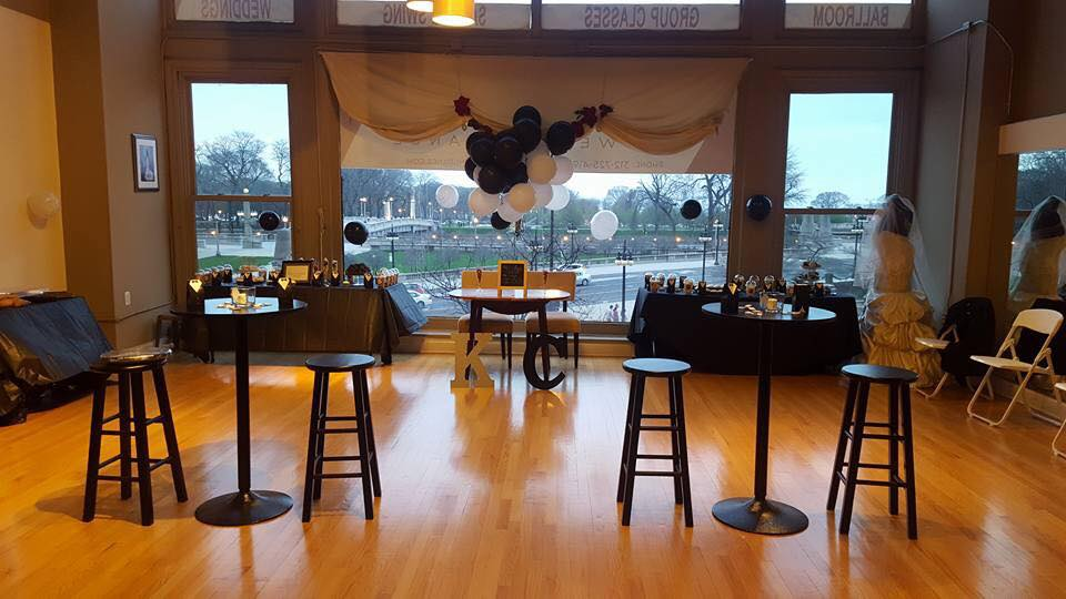Wedding Shower Event Space 2