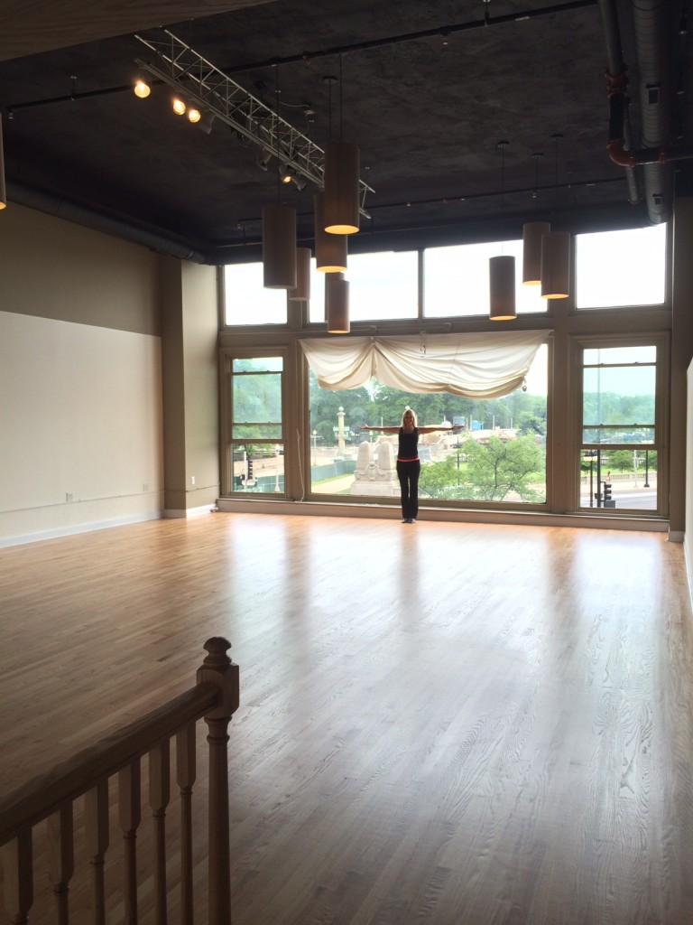 Ballroom Dance Studio at 410 S Michigan Ave