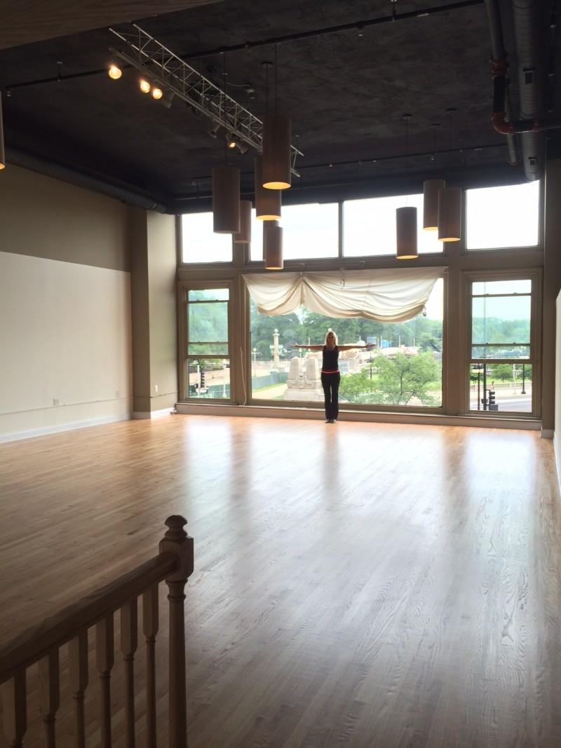 Ballroom Dance Studio at 410 S Michigan Ave