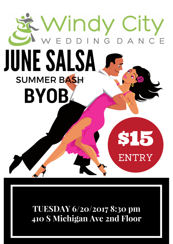 June Salsa Birthday Bash 2017