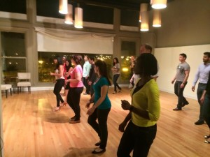 Beginner Salsa 4 Week Dance Class September 9/8/15 - 9/29/15 @ Windy City Wedding Dance | Chicago | Illinois | United States