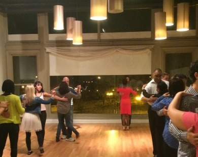 Image of Beginner Ballroom Class Fall Session at Windy City Wedding Dance