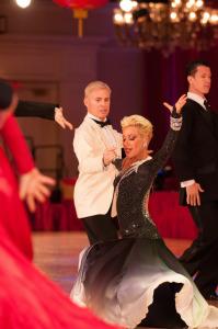 Ballroom Blitz TLC Tommye Giacchino Richard Weinberg
