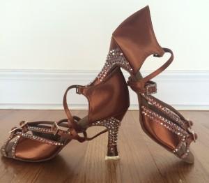 Image of Custom Wedding Dance Shoes Chicago WCWD