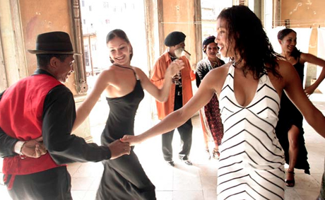Image UESDAY NIGHTS INTERMEDIATE SALSA DANCE CLASS 8:30PM – 9:30PM OCTOBER