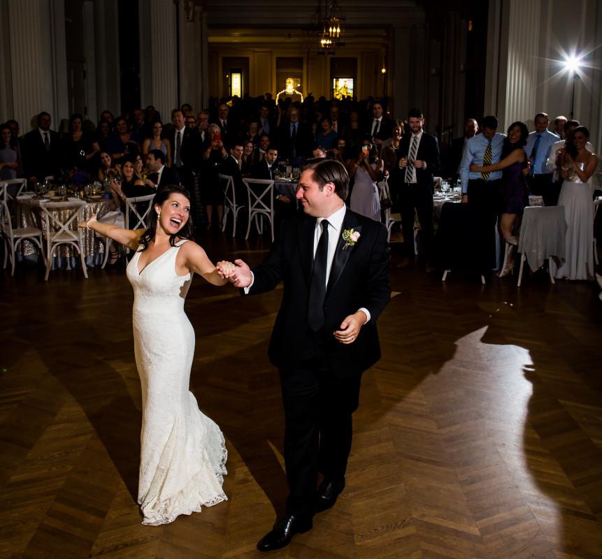 Image Natalie & Michael Windy City Wedding Dance Client 2015
