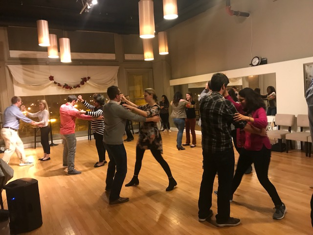 2018 WInter Chicago Salsa Dance Classes 2