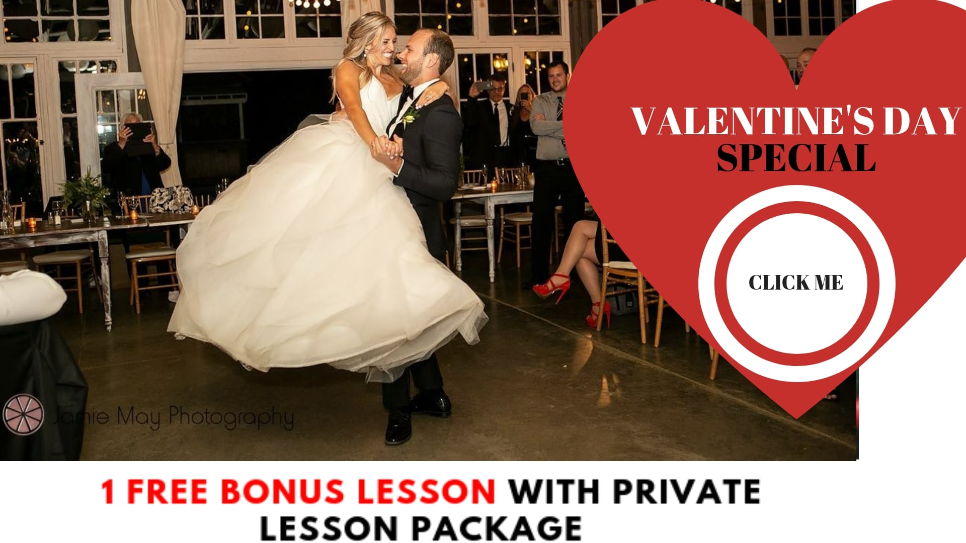 Image of Valentines Day Dance lesson Special 2019