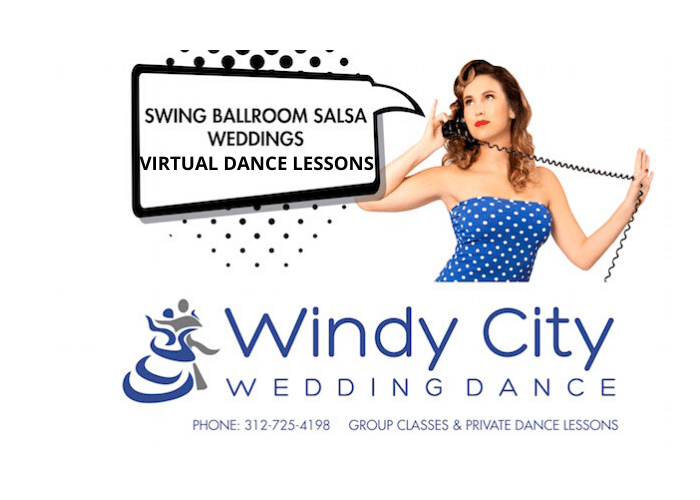 Ballroom Dance Lessons Virtual Dance